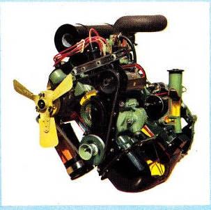 Peugeot 404 moteur
