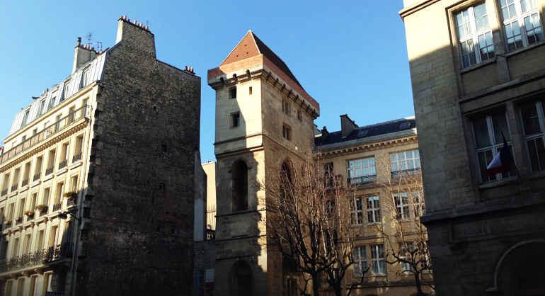 Tour Jean sans Peur Paris