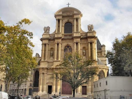 Orme eglise Saint Gervais