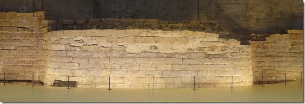 Remparts de Charles V Louvre