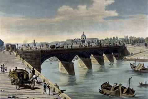 pont austerlitz 1807