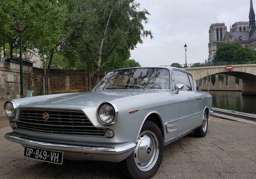Fiat 2300S Coupe Paris