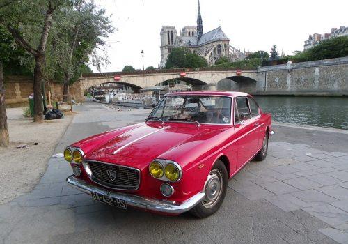 Lancia Flavia 1800 Pininfarina