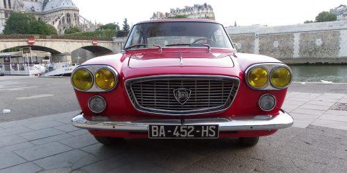 Lancia Flavia Coupe Paris