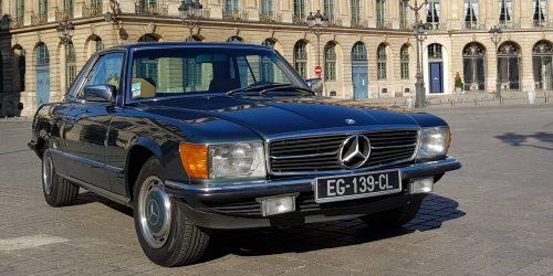 Mercedes 280 SLC Place Vendome