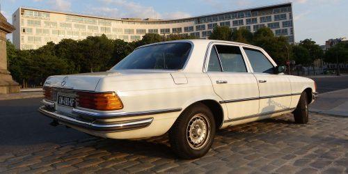 Mercedes 280SE W116