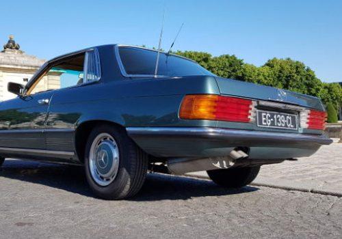 Mercedes W107 Invalides