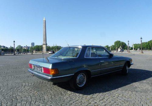 Mercedes W107 Paris Concorde