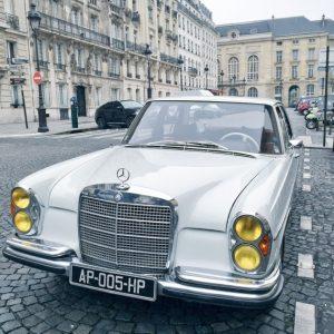 Mercedes W108 Pantheon