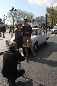 Photos Paris Balade escapade en amoureux