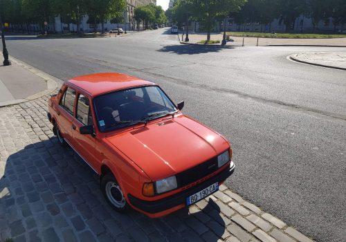 Skoda 120L Paris Balade