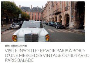 United states of Paris Paris Balade