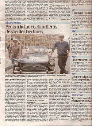 article le parisien paris balade